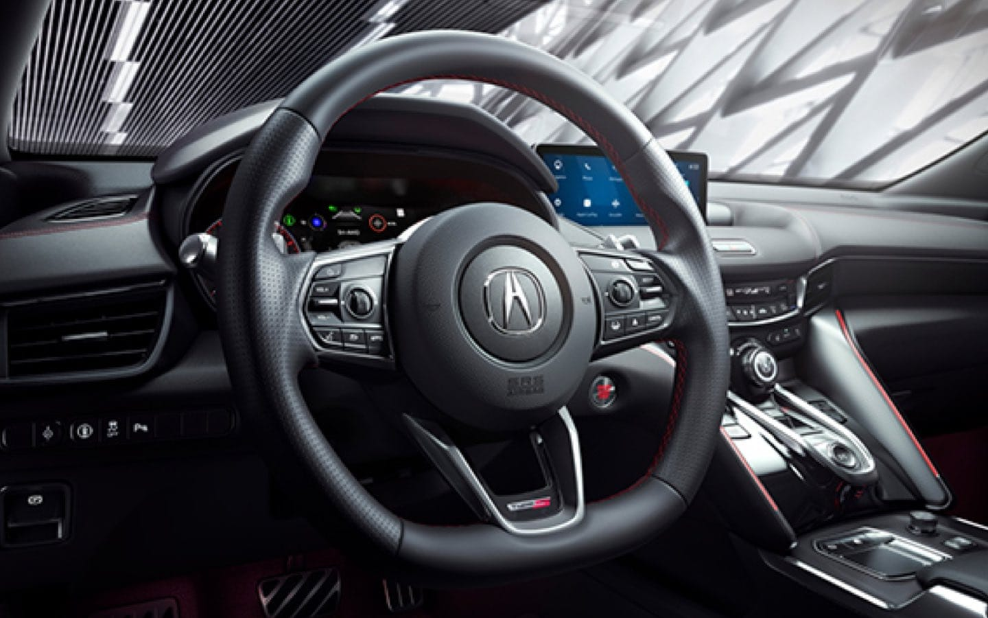 2021 Acura TLX Type S Interior