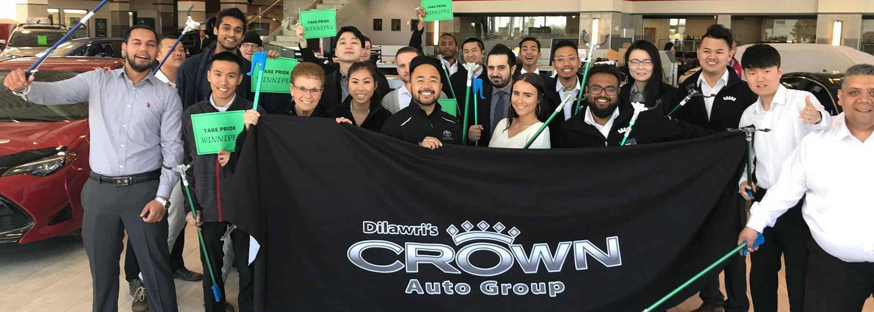 Crown-Auto-Group-Team