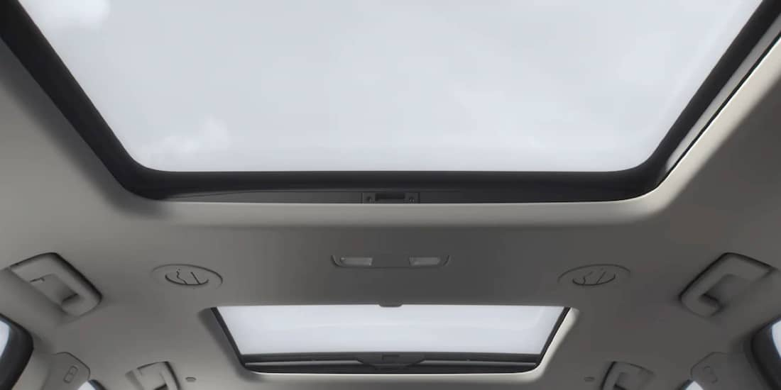Power Moonroof in the 2019 Buick Enclave