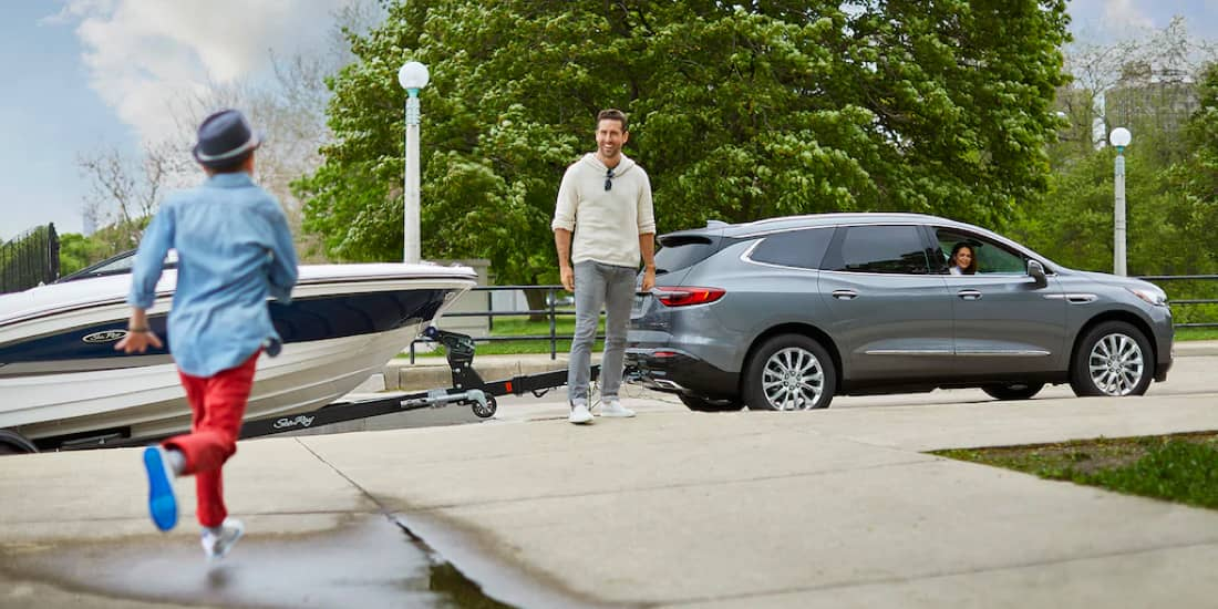2019 Buick Enclave's Towing Capability