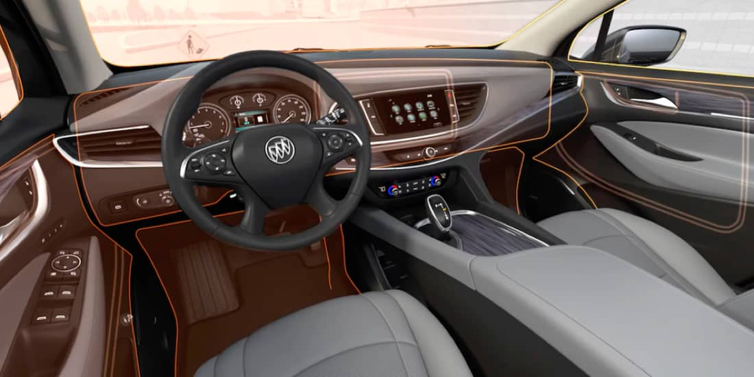 2019 Buick Enclave's Quiettuning™ Technology