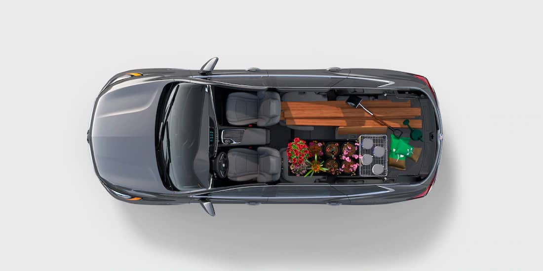 2019 Buick Enclave Seating & Cargo Flexibility