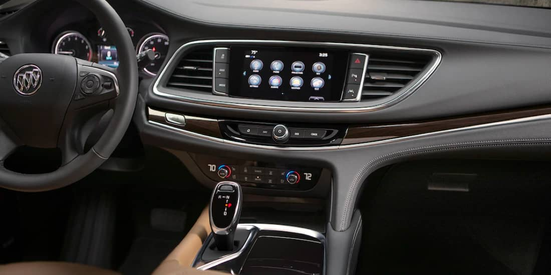 2019 Buick Enclave Infotainment System