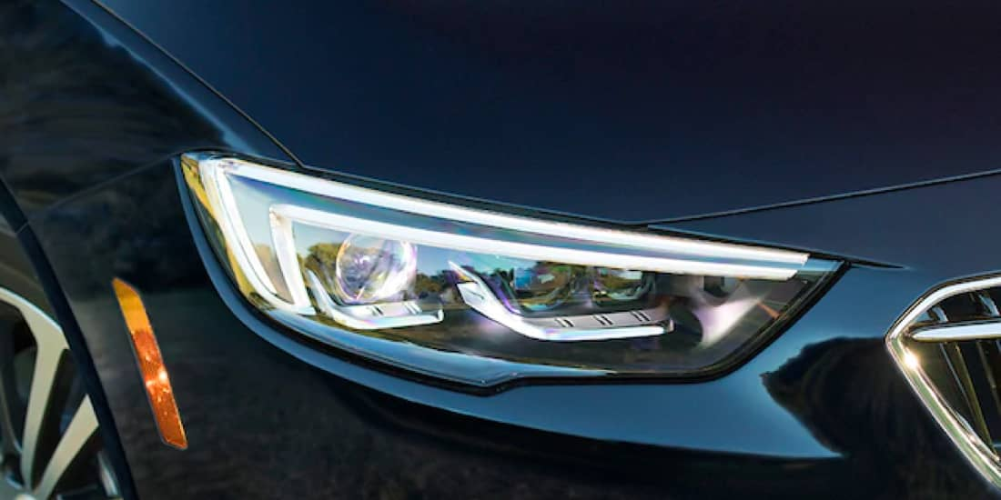 Buick Regal Sport front right LED Headlamp