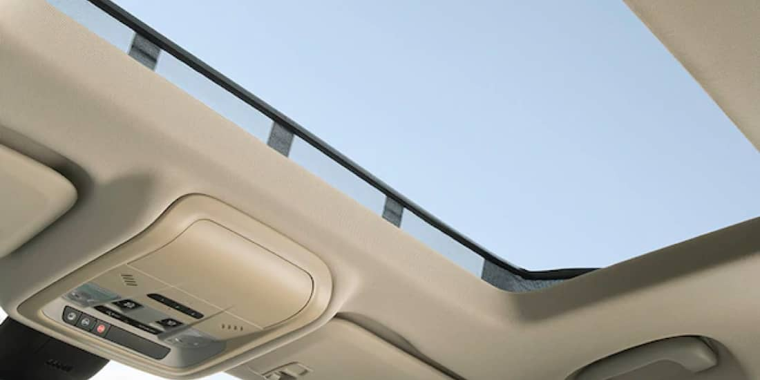 Buick Regal Sport moonroof