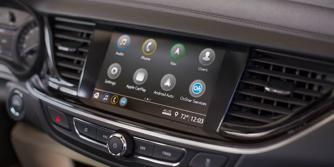 2019 Buick Regal TourX Next-Generation Buick Infotainment