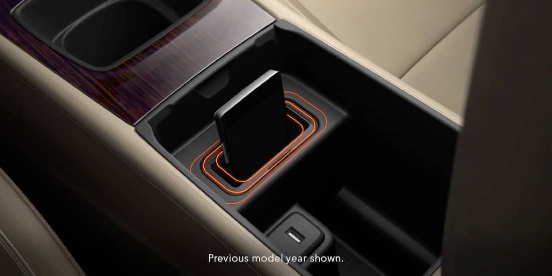 2019 Buick Regal TourX Wireless Charging