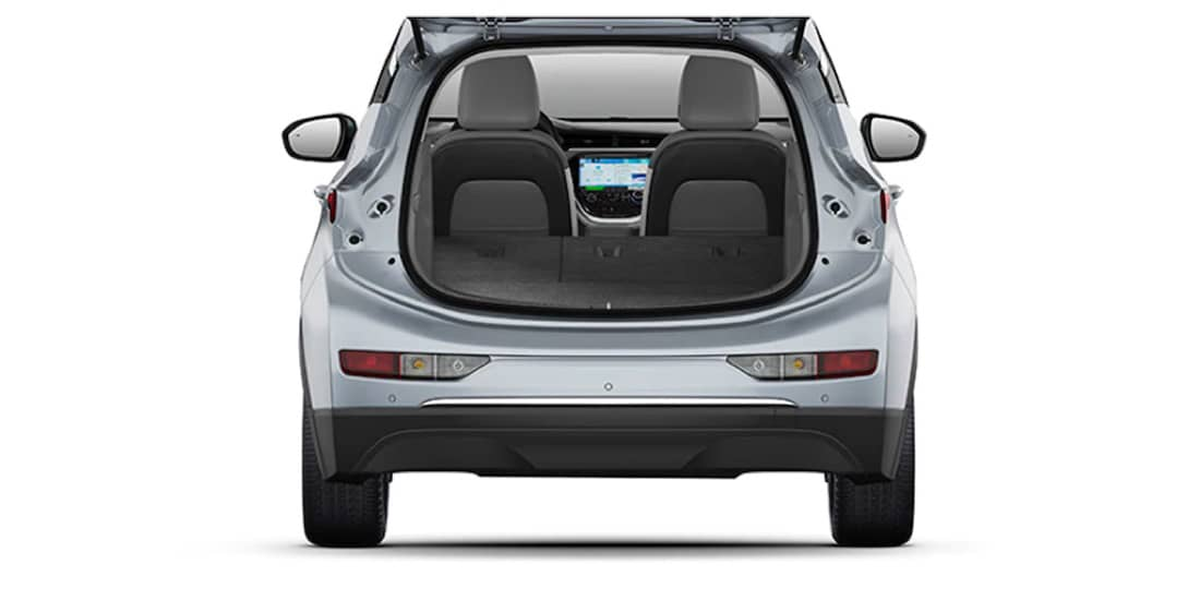 2019 Chevrolet Bolt EV Cargo Space