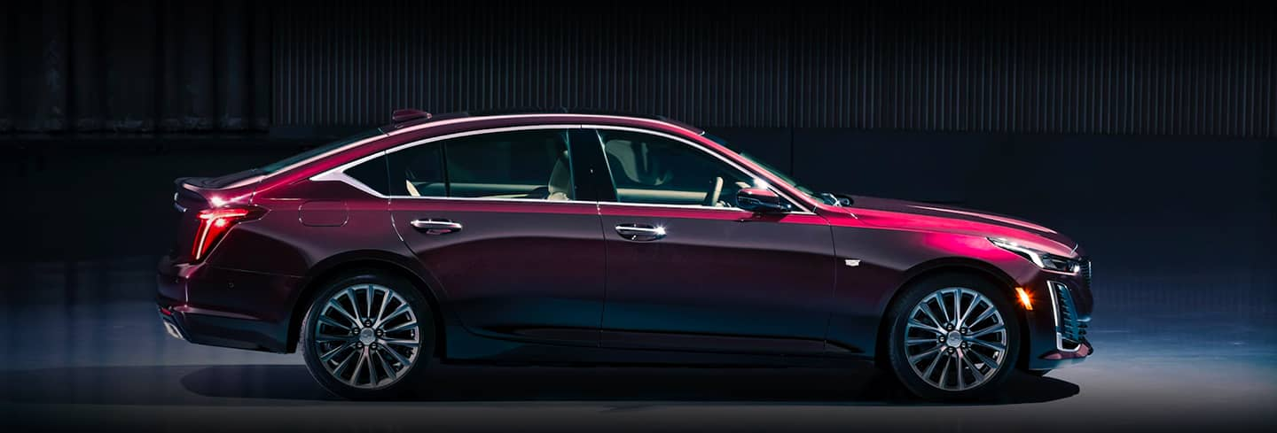 2020 Cadillac CT5 CT5 Hero