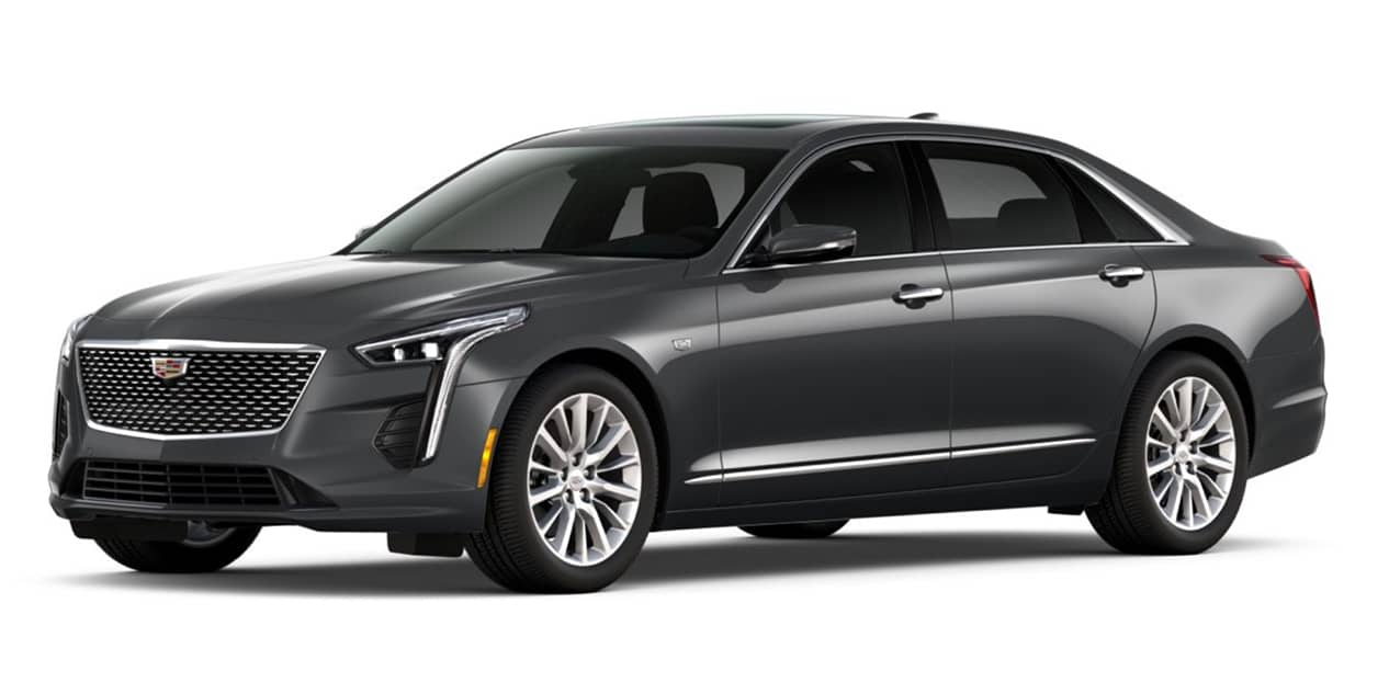 Manhattan Noir Metallic 2020 Cadillac CT6