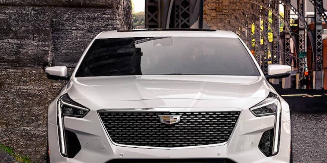 2020 Cadillac CT6 Lightweight Architecture