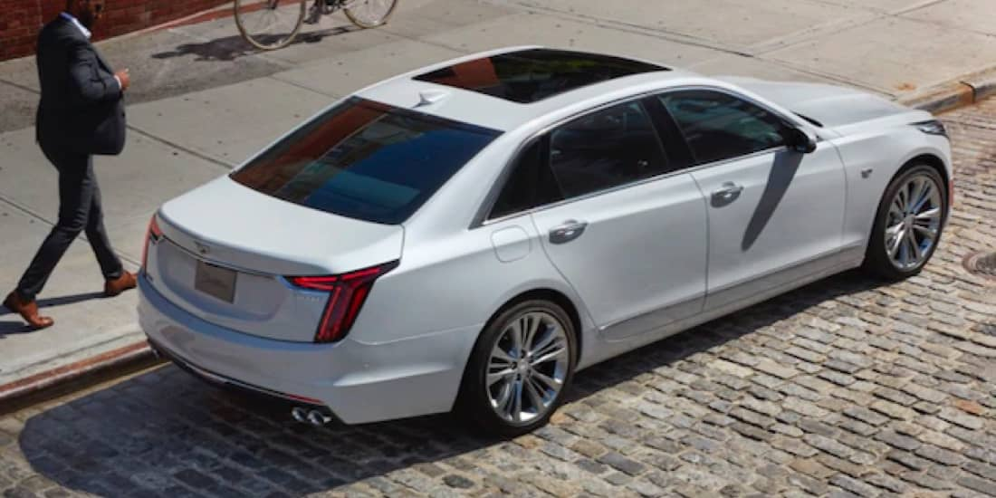 2020 Cadillac CT6 Striking Exterior