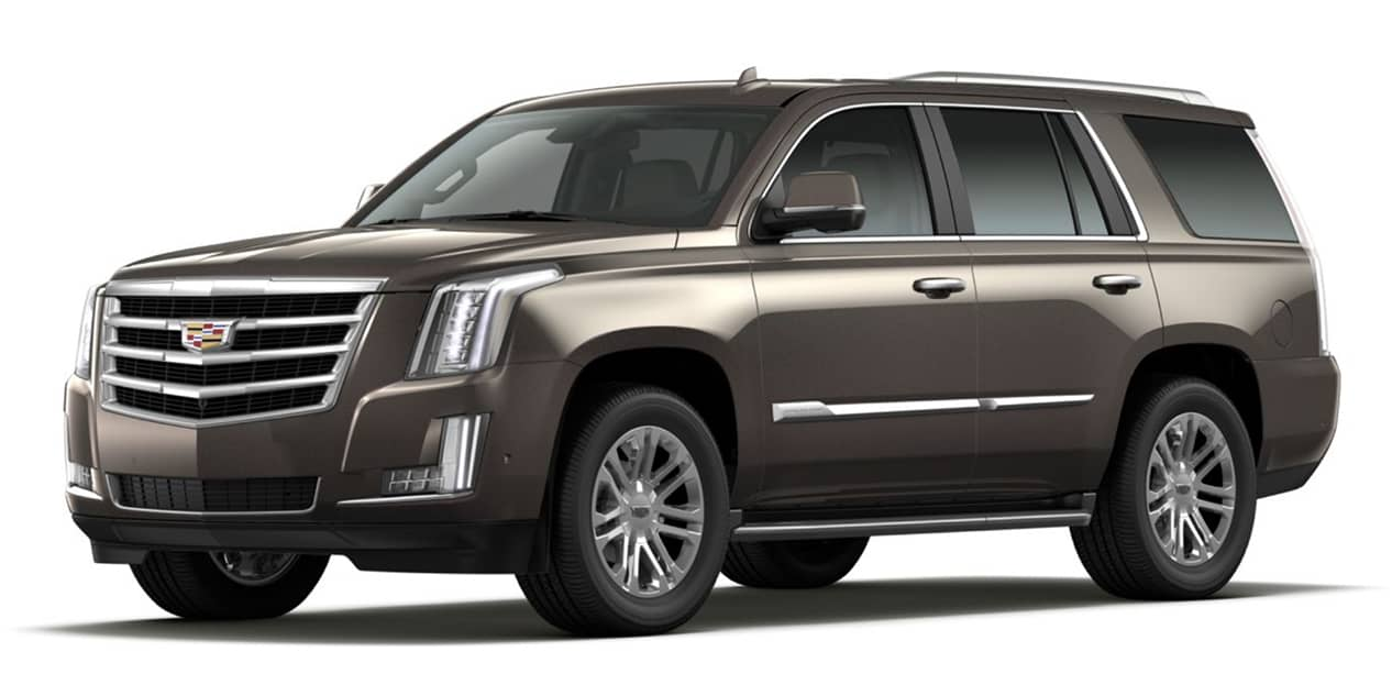 Dark Mocha Metallic 2020 Cadillac Escalade
