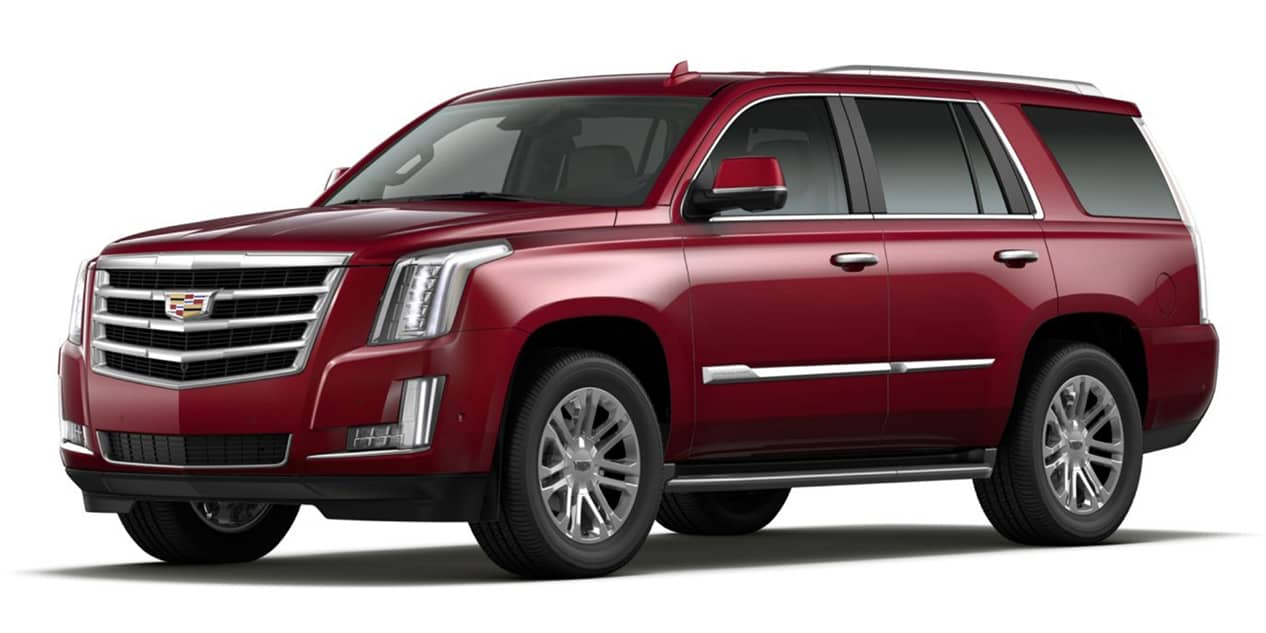Red Passion Tintcoat 2020 Cadillac Escalade