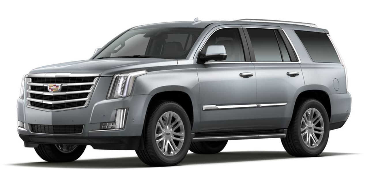 Satin Steel Metallic 2020 Cadillac Escalade