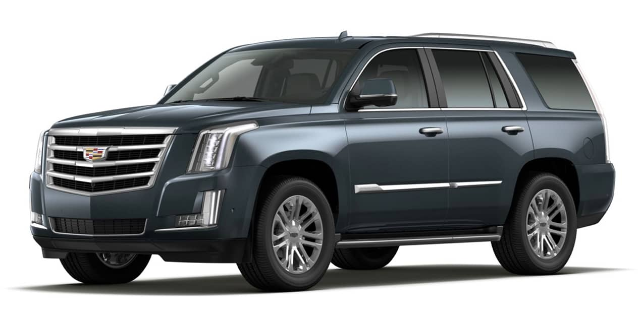 Shadow Metallic 2020 Cadillac Escalade