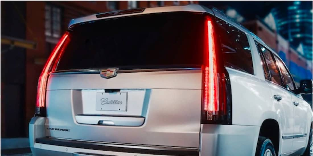 2020 Cadillac Escalade's Cutting-Edge Illumination