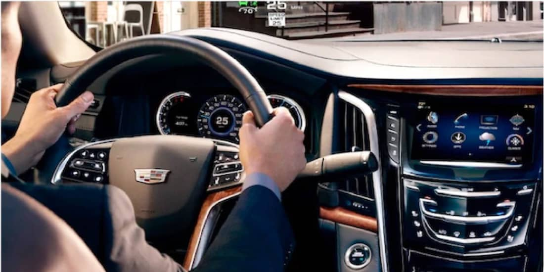 2020 Cadillac Escalade Comfortable Interior