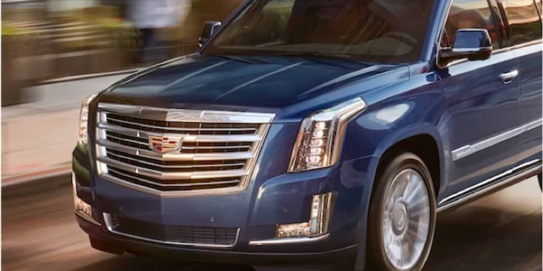 2020 Cadillac Escalade 10-Speed Automatic Transmission