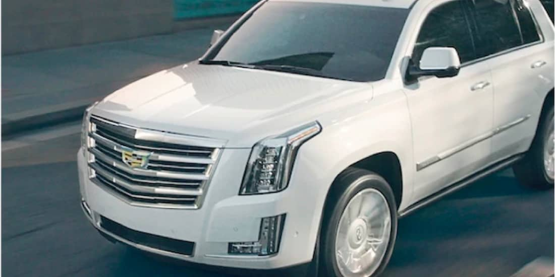 2020 Cadillac Escalade Intelligent Performance Engine