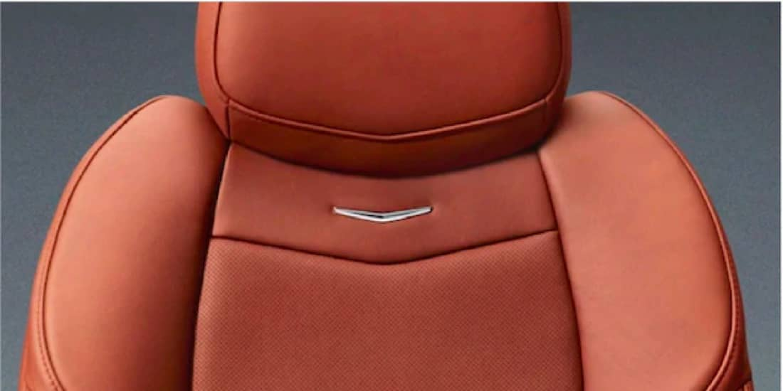 2020 Cadillac Escalade's Safety Alert Seat