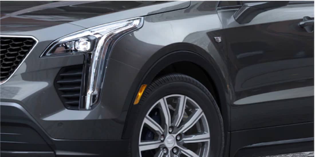 "2020 Cadillac XT4 18"" ALLOY WHEELS"