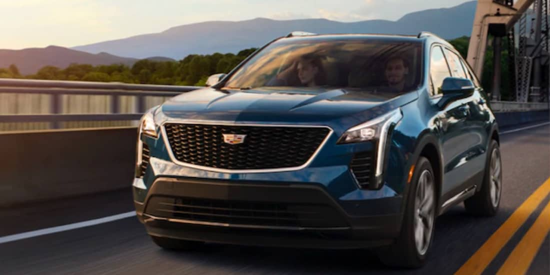 2020 Cadillac XT4's Twin-Clutch All-Wheel Drive