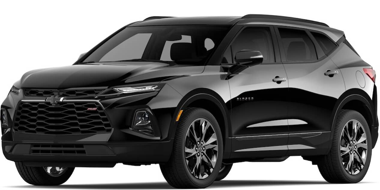 Chevrolet Blazer Black