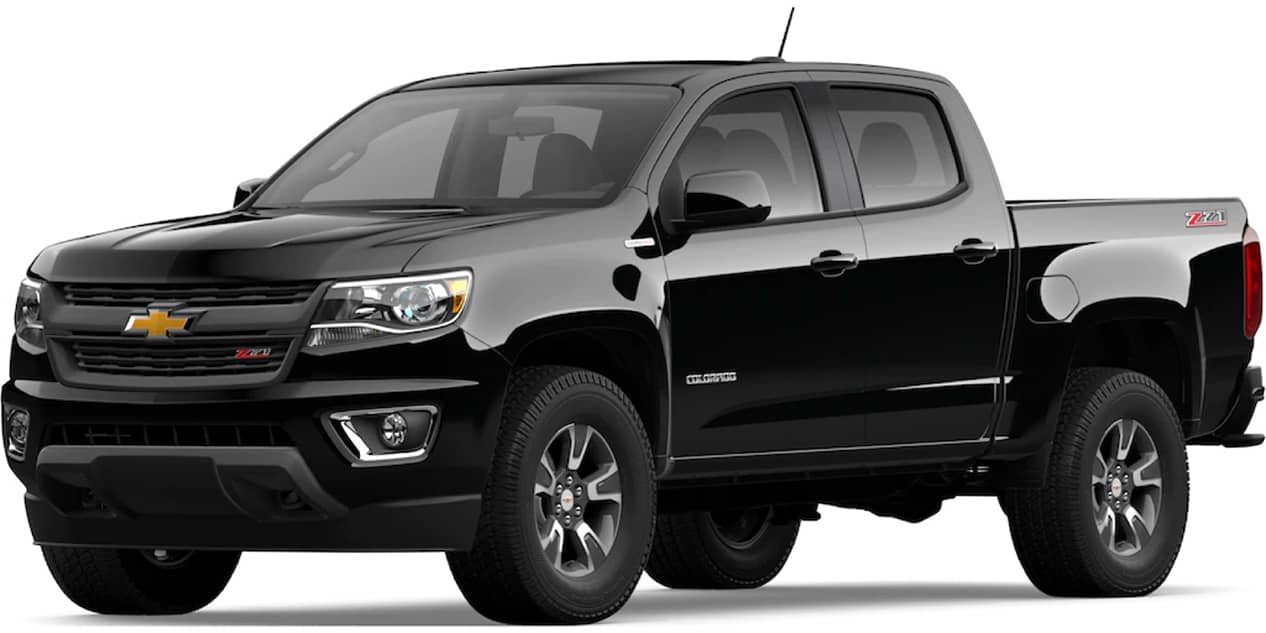 Chevrolet Colorado Black