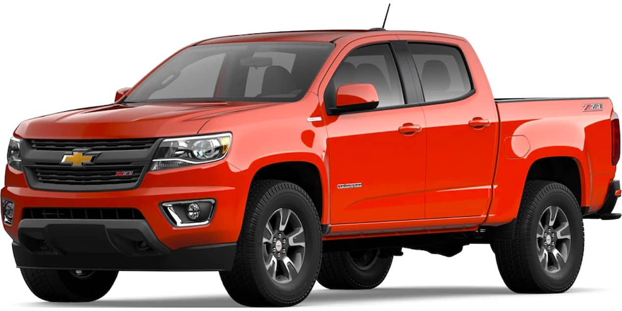 Chevrolet Colorado Crush