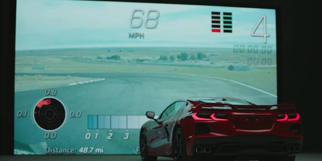 Corvette Performance Data Recorder