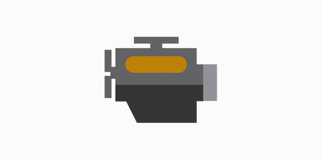 2.0 Engine Icon