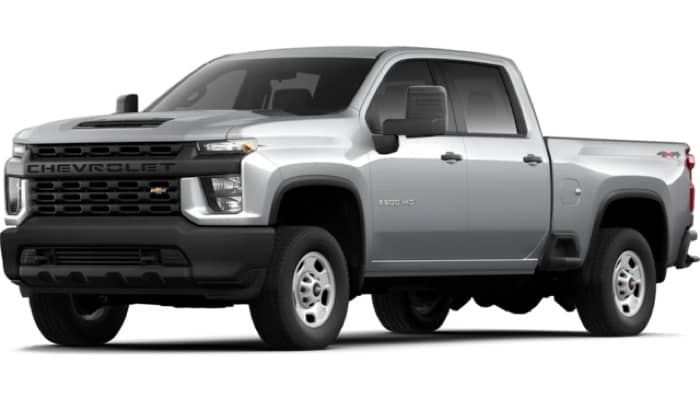 Chevrolet Silverado HD Work Truck