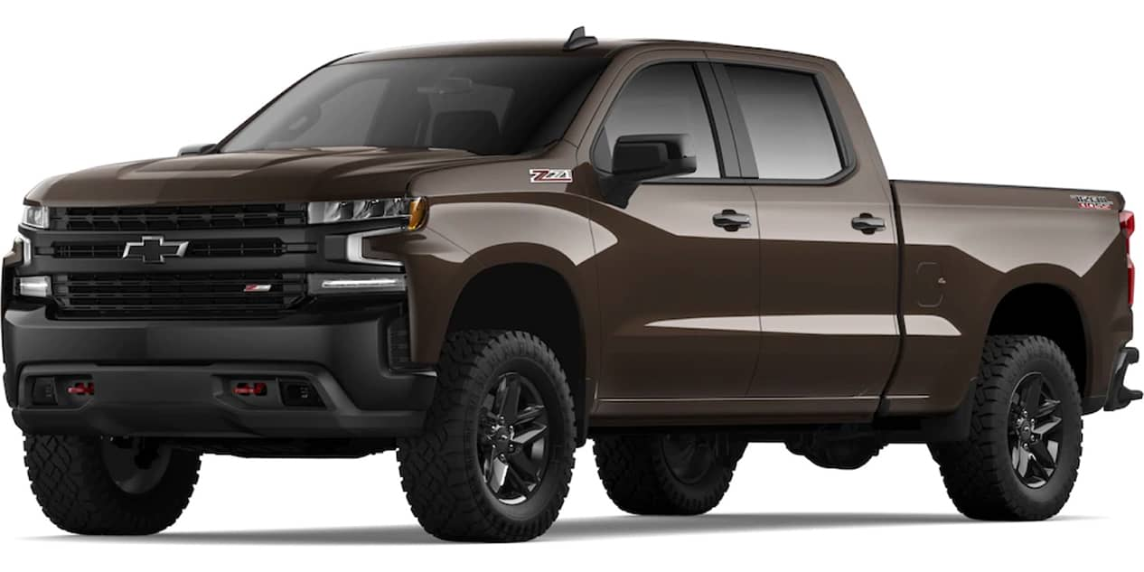 Chevrolet Silverado Havana Brown Metallic