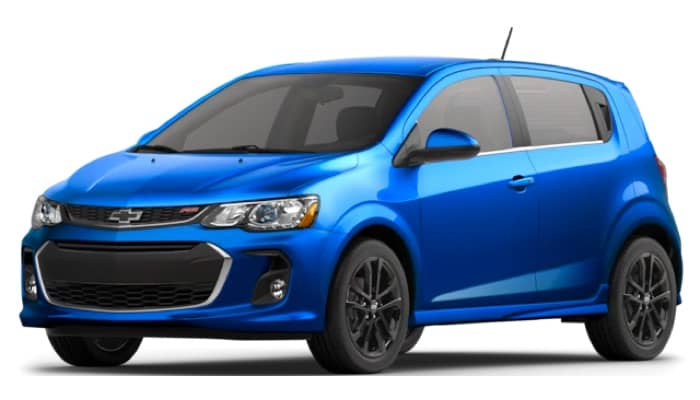 Chevrolet Sonic Premier Hatch