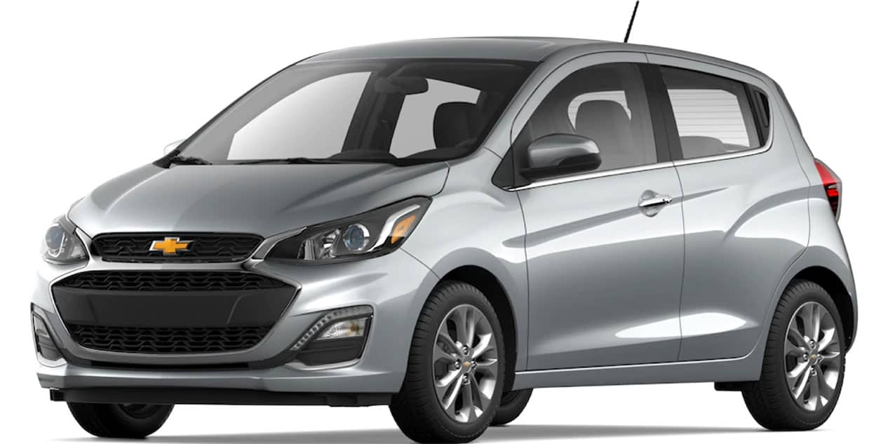 Chevrolet-Spark-Silver-Ice