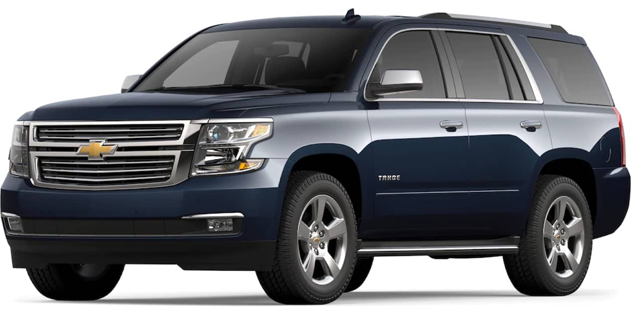 Blue Velvet Metallic Tahoe