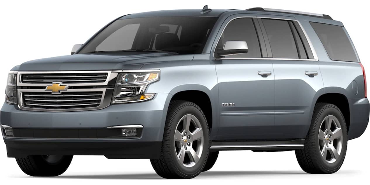 Satin Steel Metallic Tahoe