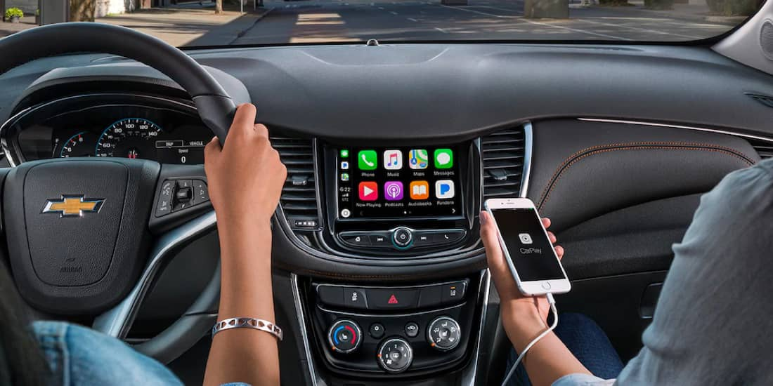 2020 Chevrolet Traverse Apple CarPlay