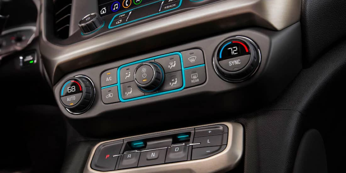 Acadia advanced temperature control system