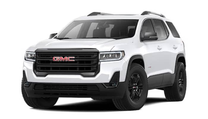 GMC Acadia AT4 Trim