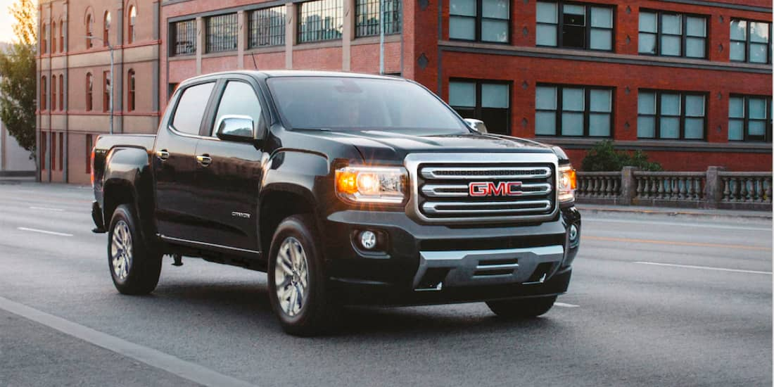 2020 GMC Canyon Stabilitrak® with Traction Control