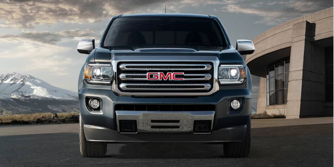2020 GMC Canyon Chrome Mirror Caps and Door Handles