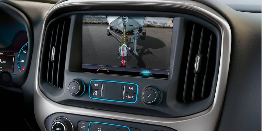 2020 GMC Canyon HD Rear Vision Camera