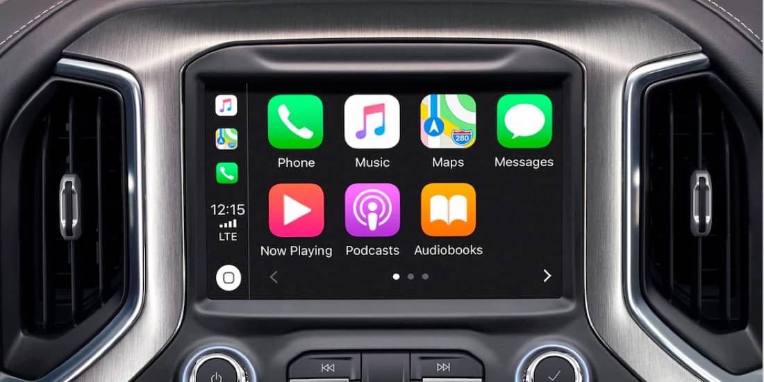 APPLE CARPLAY™ & ANDROID AUTO™ COMPATIBILITY