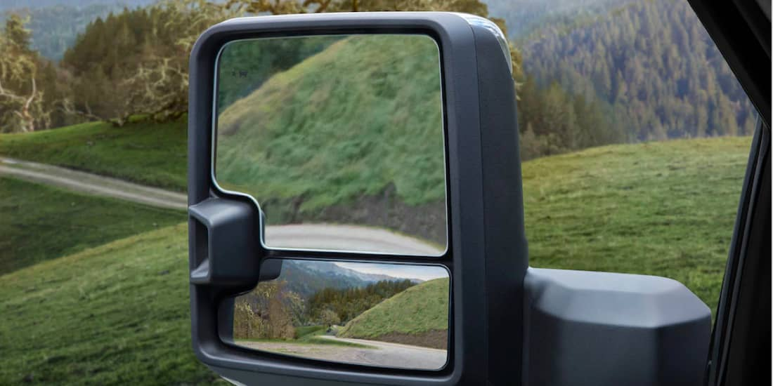 Sierra 1500 NEW AVAILABLE TRAILER TOW MIRRORS