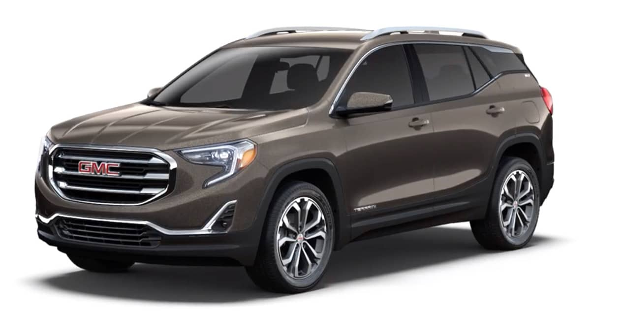 Smokey Quartz Metallic 2020 GMC Terrain