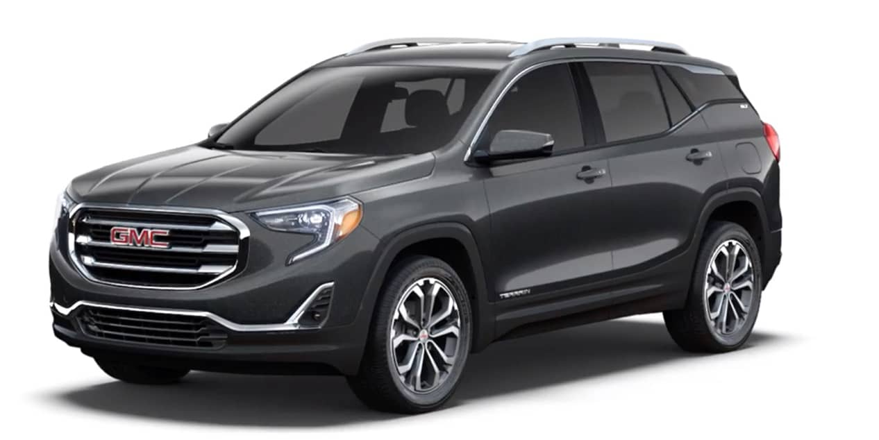 Graphite Gray Metallic 2020 GMC Terrain