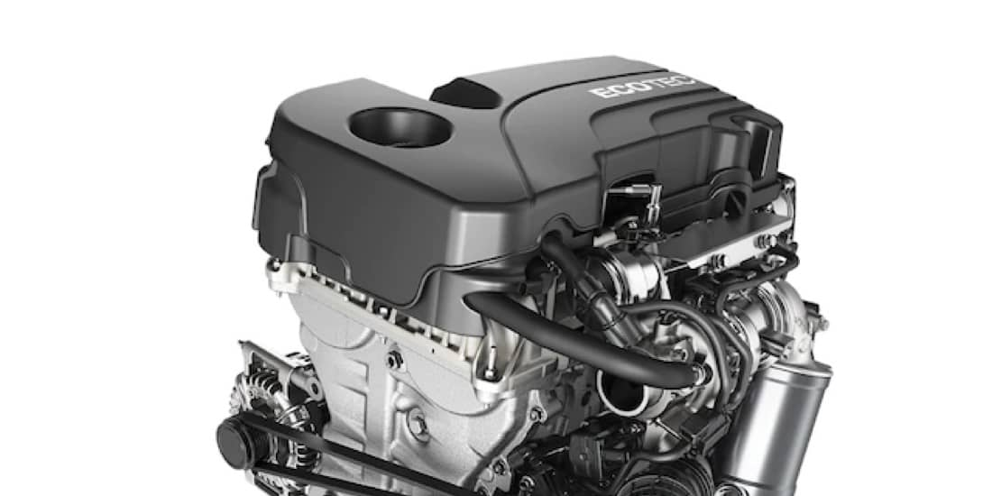2020 GMC Terrain 1.5L Engine