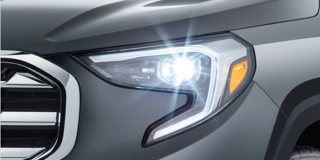 2020 GMC Terrain HID Headlamp